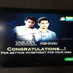 First prize in Business Pitch programme by Saral Jeevan TV