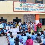 Education Connectivity in Rural Areas of India Amidst Covid-19