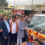 BNMIT Donates Ambulance for Villages in Bannerghatta